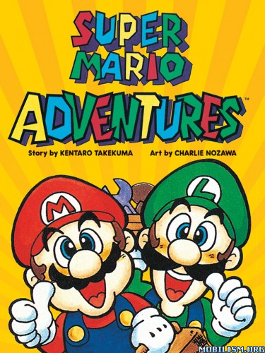 Super Mario Adventures 14 magazines cover